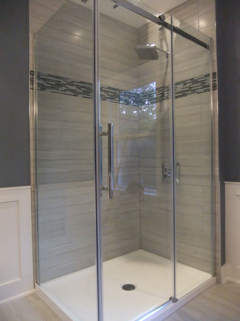 Index Of GalleryphotosBathroomsCustom Showers - Custom showers